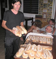 Daily bread at the Village of Joy