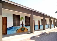 The school donated by Anima Universale